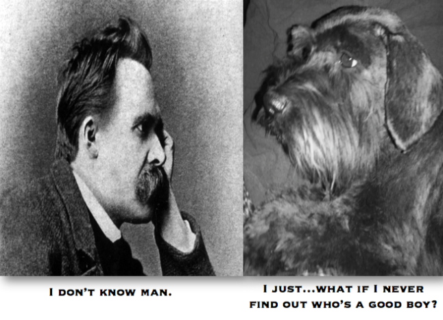 Nietzsche Dog
